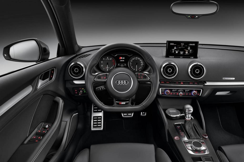 Intérieur Audi RS3